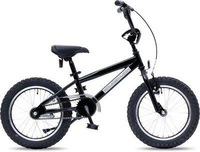 Golden Lion 16 BMX Shiny Black