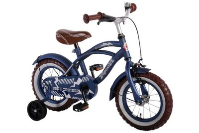 Yipeeh Blue Cruiser 12 inch jongensfiets 95% afgemonteerd- 51201